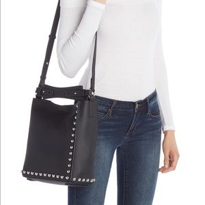 AllSaints Cami Studded N/S Tote